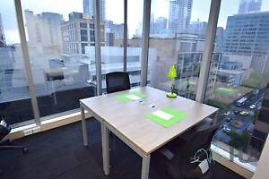 Melbourne CBD - Spacious private office furnished for 7 people West Melbourne Melbourne City Preview