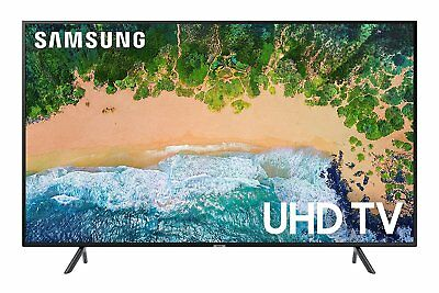 Samsung 7 Series 50  4K Ultra Hd Hdr Slim Design Smart Tv   2018 Model