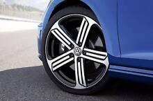 Original Volkswagon Golf R Wheels As New - CADIZ 19 x 8 Inch Eight Mile Plains Brisbane South West Preview