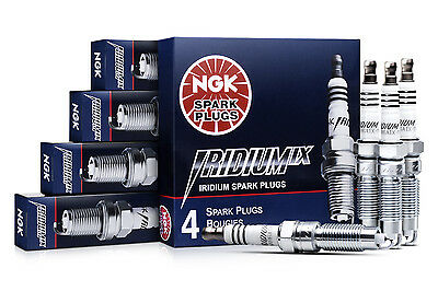 4 Genuine NGK Iridium IX Spark Plugs Set >3764 BKR6E1X11> JAPAN Gapped Review