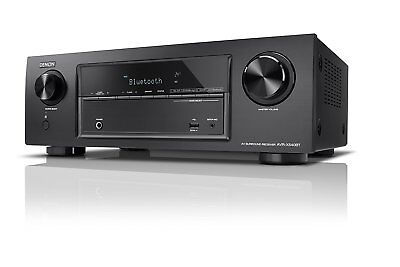 Denon AVR-X540BT 5.2-Kanal 4K Ultra HD AV-Receiver 130W Bluetooth - Neu & OVP