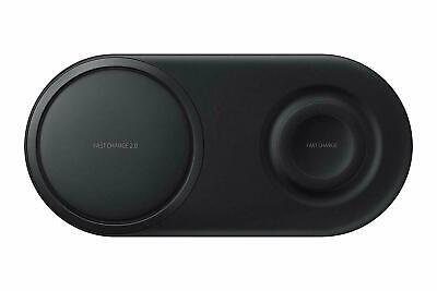 Samsung Wireless Charger Duo Pad-Black-Excellent
