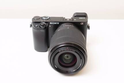 Sony Alpha A6000 Digital Camera with 28-70mm F3.5-5.6 OSS Lens