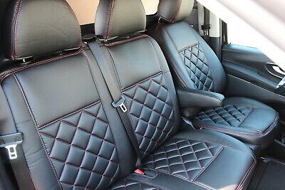 Kunstleder Sitzbezüge NISSAN NV400 ab 2010  DV12SC Sitzbezüge  Schonbezug