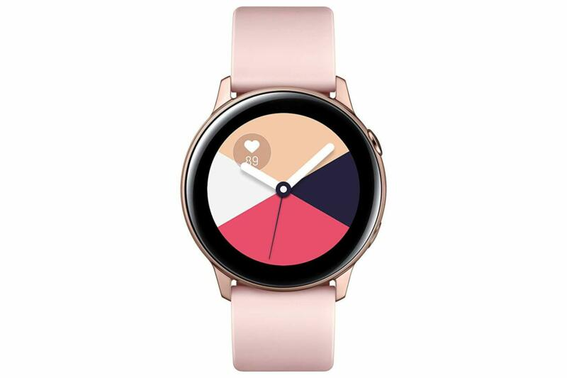 Samsung SM-R500NZDAXAR Galaxy Watch Active (40mm) Bluetooth Rose Gold