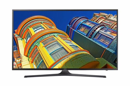 "Samsung UN55KU6290FXZA 55"" Class (54.6"" Diag.) LED 2160p Smart 4K Ultra HD TV Black"