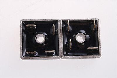 2pcs Kbpc2510 25a 1000v Single Phases Diode Bridge Rectifier Metal Case