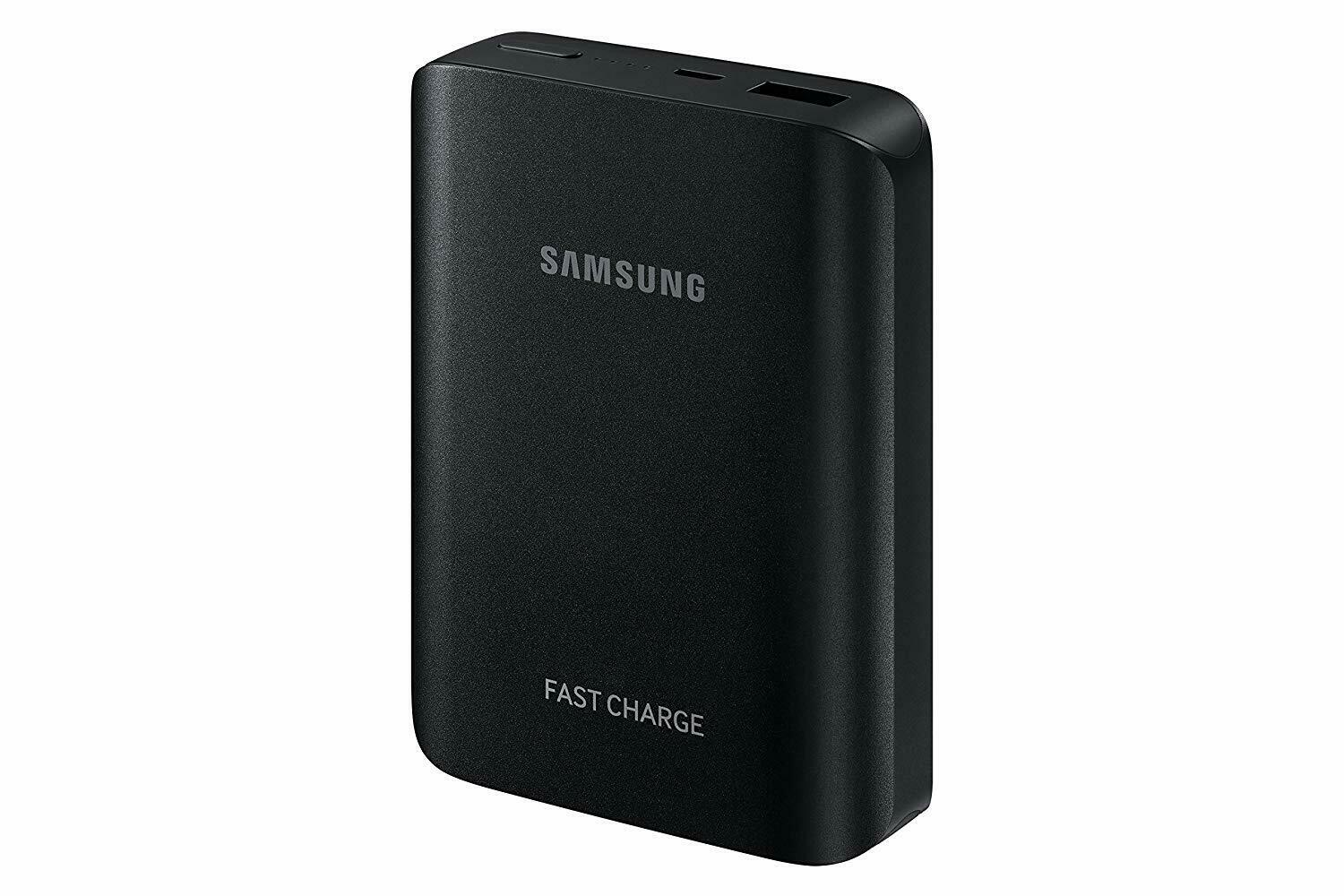 Samsung Fast Charge Battery Pack 10.2A - Black Fast Charge B