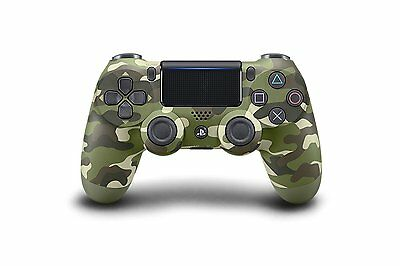 Sony DualShock 4 Wireless Controller for PlayStation 4 CUH-ZCT2U Green Camo NEW