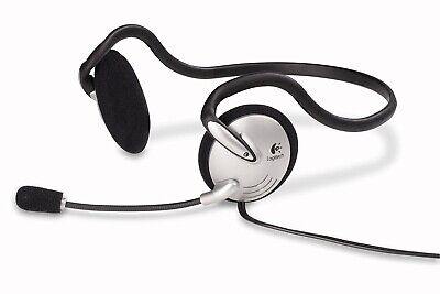 Logitech Clearchat Behind the Neck Stereo Headset w/Boom Mic (3.5mm) segunda mano  Embacar hacia Mexico