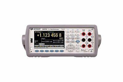 Keysight 34470a Digital Multimeter 7 12 Digit Truevolt Dmm