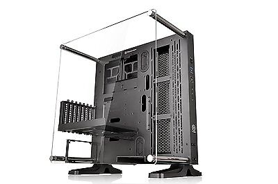 Thermaltake CORE P3 SE ATX Open Frame Wall Mount Mid Tower Gaming Computer Case,
