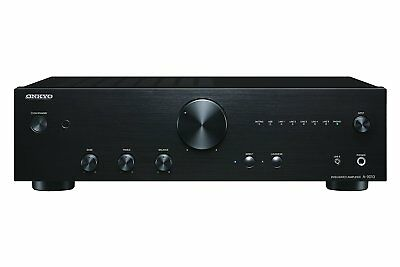 Onkyo A9010 Stereo Integrated Amplifier, Black { OPEN BOX }