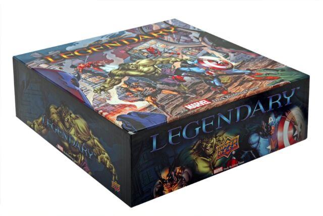 Marvel Legendary - Deck Building Game - (New)