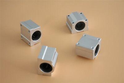 4pcs Scs16uu 16mm Slides Unit Cnc Pillow Block Linear Linear Ball Bearing Cz