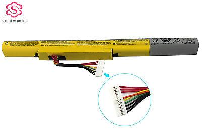 L12S4K01 Battery for Lenovo IdeaPad Z400 Z410 Z500 Z510 P500 P400 L12S4E21 14.4V for sale  Farmingdale