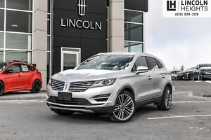 2016 Lincoln MKC   RESERVE - BLUETOOTH - HEATED/COOLED SEATS - A