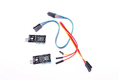 Temperature And Relative For Raspberry Pi 2pcs Humidity Sensor Module Dht11