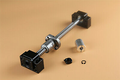 Sfu1605 Ball Screw Rm1605 Od16mm L250mm-1500mm Bkbf12 End Supports Coupler