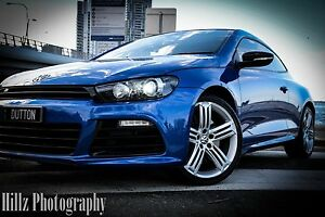 Volkswagen scirocco R manual, 71,000kms full service at VW! 2012! Merrimac Gold Coast City Preview