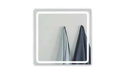 Espejo baño con Luz LED. Espejo de alta calidad. 80x80cm Espejo de...