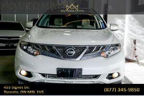 2014 Nissan Murano 2014 Nissan Murano - AWD 4dr SL