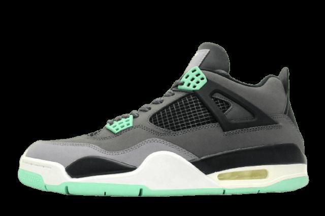 the Air Jordan 4.