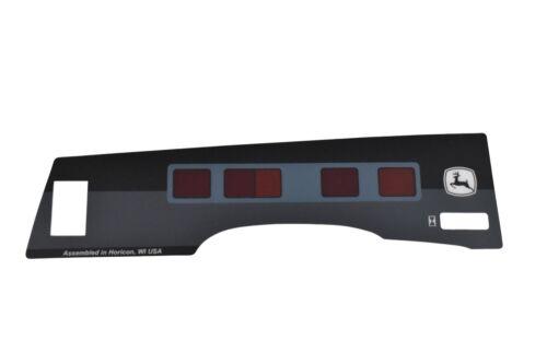John Deere Instrument Panel Label - M152787 - Gators 620i 850D HPX