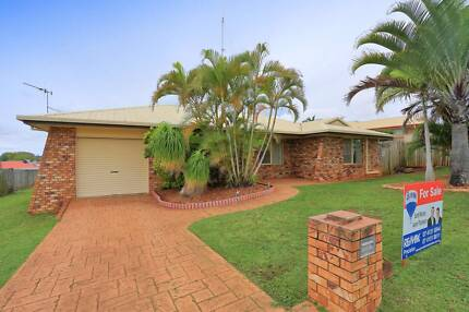 4 BEDROOM BRICK WITH 2 TOILETS & SHEDS Avoca Bundaberg City Preview