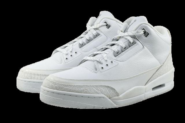 Air Jordan 3 Pure Money
