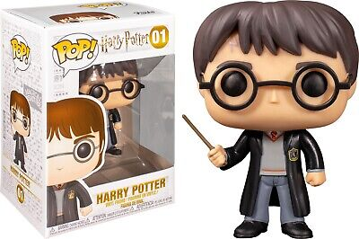 Funko Pop Harry Potter: Harry Potter Vinyl Figure #5858