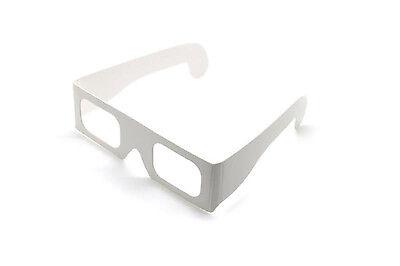 Ultimate Diffraktions Brille mit Licht Diffracting Gläser mit Farbverlauf Papier