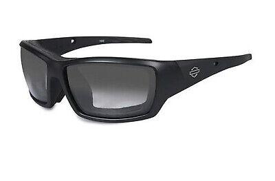 Harley-Davidson Men's Shadow Light Adjust Lens Alt Fit Black Sunglasses (Light Adjusting Sunglasses)