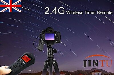 Jintu Wireless Timer Remote N3 For Nikon DSLR D610 D7000 D7100 D90 D5200 D3200