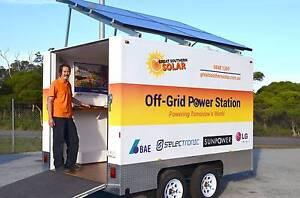 Solar powered display/ vendor trailer Denmark Denmark Area Preview