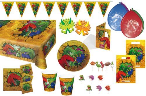 Dino Geburtstag Dinosaurier Party T Rex Kindergeburtstag Deko Einladung