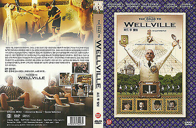 The Road to Wellville - Alan Parker, Anthony Hopkins, Bridget Fonda, 1994 / NEW
