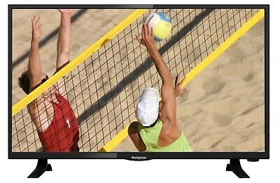 "Westinghouse 32"" Class HD (720P) LED TV (WD32HKB1001) with Built-in DVD"