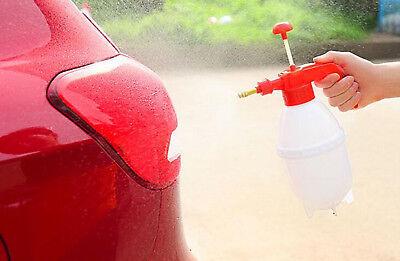 0.8 L Car Washer Hand Pump Pressure Sprayer Bottle Pressurized Solvent Spray Gun