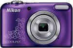 Nikon Coolpix L29 16.0 Megapixels Digital Camera  Purple