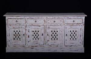 Lovely shabby chic large buffet cabinet,DELIVERY AVAILABLE. Oakford Serpentine Area Preview