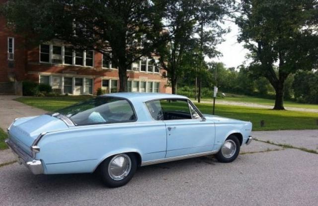 1966 Plymouth Barracuda