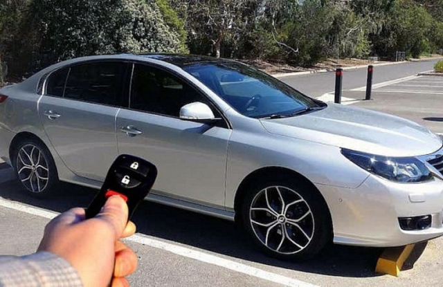 Go Keyless with a Remote-Entry System