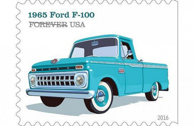 Detroit Pickups in New Stamp Series