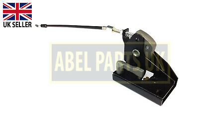 Jcb Parts - Door Lock Left Hand For Jcb 3cx P12 Part No. 12307383