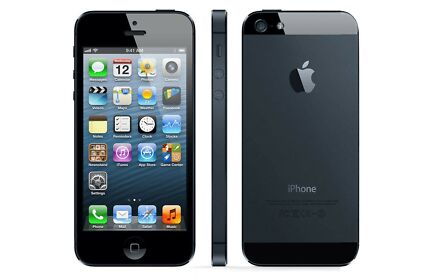As New 32GB iPhone 5