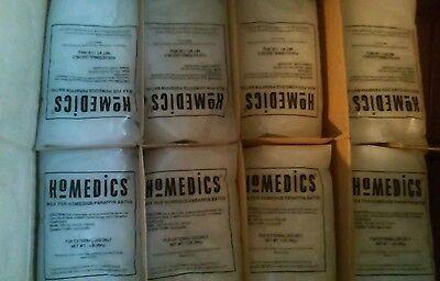 10 lbs Homedics Paraspa Paraffin Spa Wax Refills Unscented