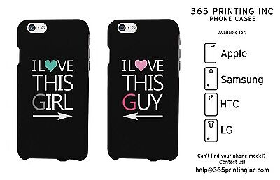 Cute Couple Phone Cases - iphone 4 5 5C 6 6+ / Galaxy S3 S4 S5 / HTC M8 / LG