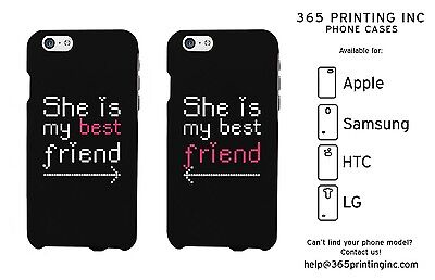 Best Friend Phone Cases for iphone 4 5 5C 6 6+ Galaxy S3 S4 S5 HTC One M8 LG (Best Phone Case For Lg G3)