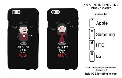 Cute Matching Phone Cases - iPhone 4 5 5C 6 6+, Galaxy S3 S4 S5, HTC M8, LG